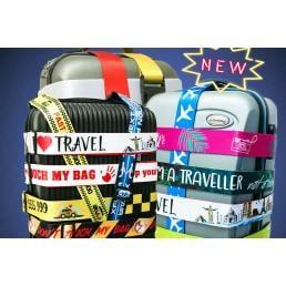 Cinta para maletas