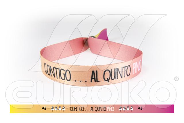 20a3e5f05904 Pulsera Rosa